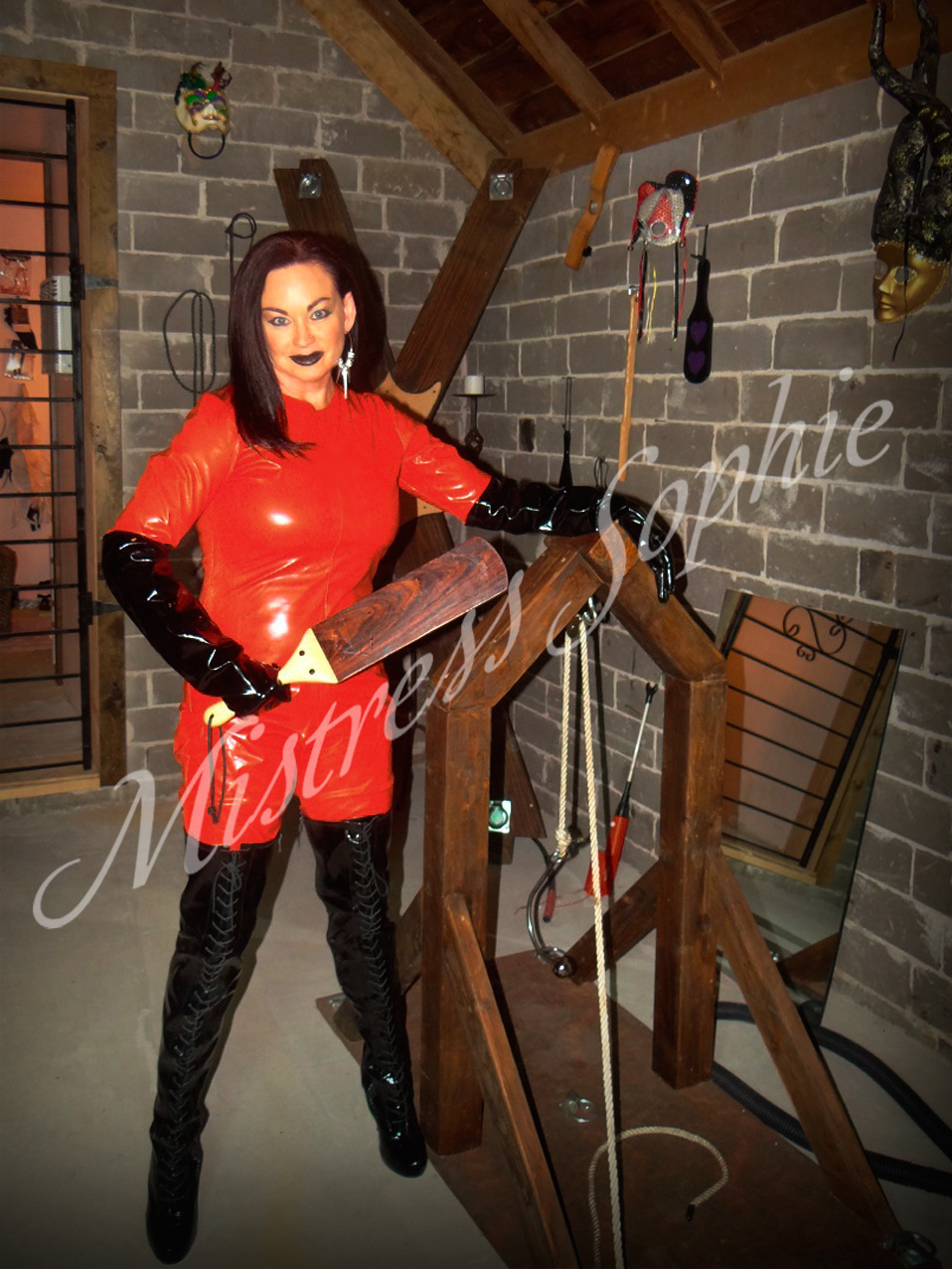 Gallery | About Mistress SophieAbout Mistress Sophie